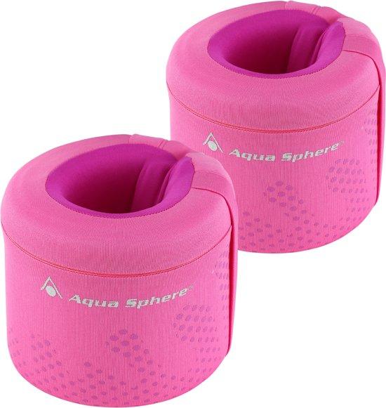 Michael Phelps Arm Floats - Zwembandjes - Junior - 2-3 jaar (15-18kg) - Roze/Paars