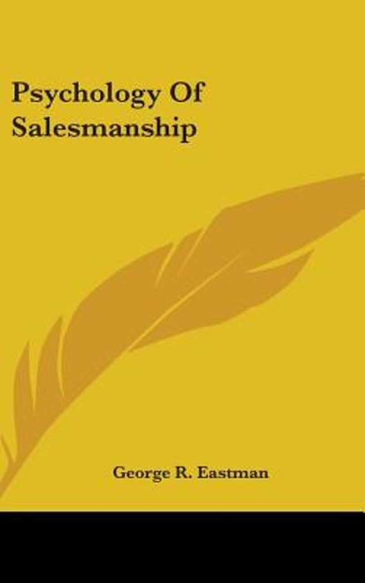 Psychology of Salesmanship