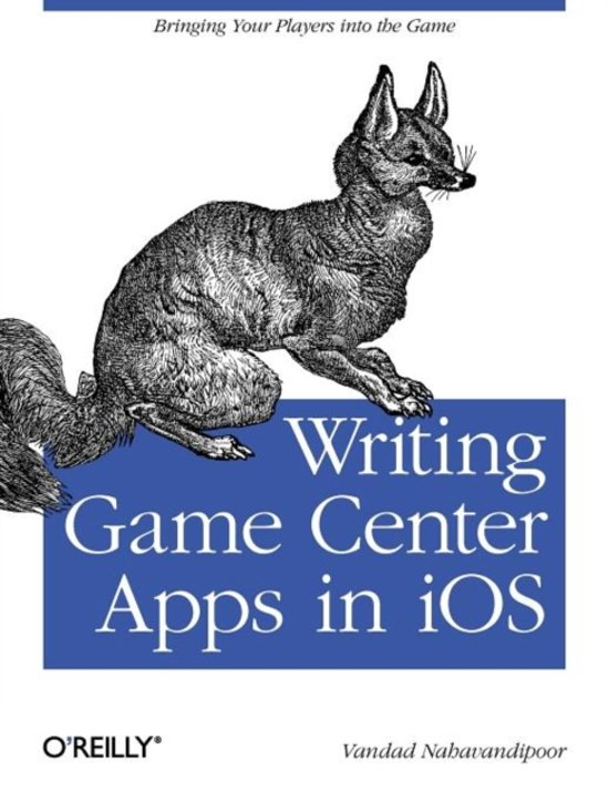 Writing Games Centre Apps in iOS