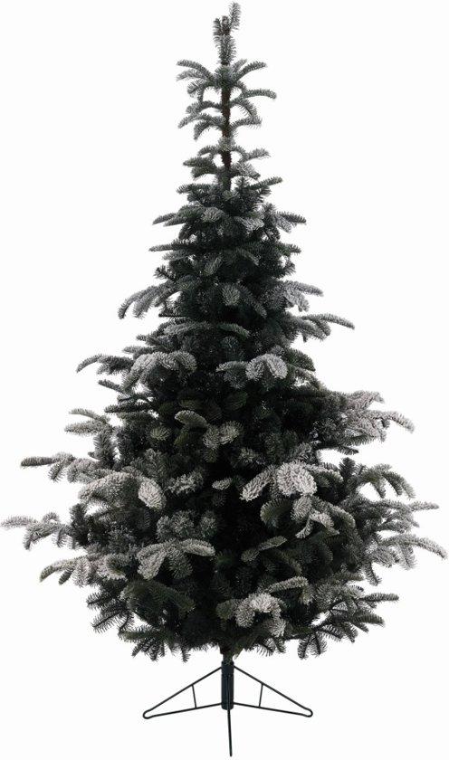 bol.com | Everlands - Nordmann Fir Snowy - Kunstkerstboom 210 cm ...