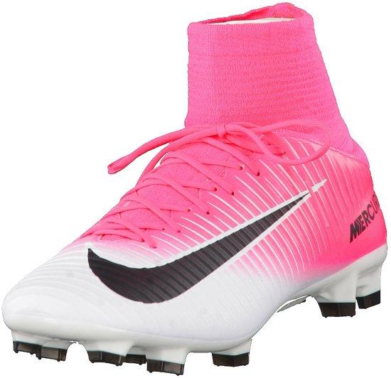 half off ae86d 54fcd Nike Mercurial Veloce III DF FG Voetbalschoenen Voetbalschoenen - Maat 44 -  Mannen - roze
