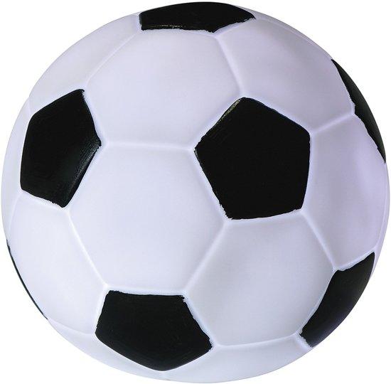 bol.com   voetbal met led-verlichting 11 cm zwart/wit