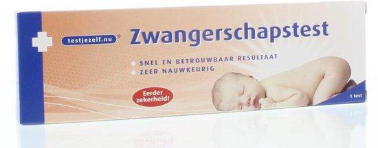 Testjezelf.nu -  Midstream Zwangerschapstest - 1 stuk - Zwangerschapstest