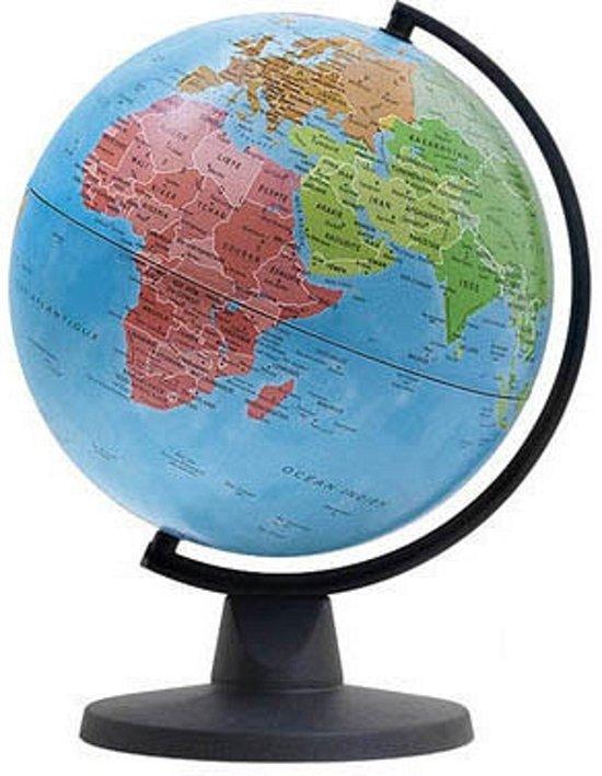 bol   mini wereldbol 16 cm, merkloos   speelgoed