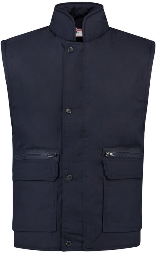 Tricorp Bodywarmer - Casual - 401001 - Navy - maat S