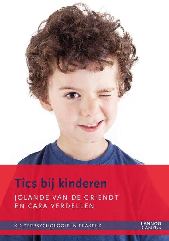 Kinderpsychologie in praktijk: Tics bij kinderen