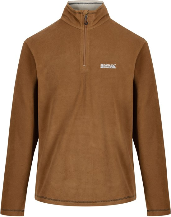 OutdoortruiHeren Beige Regatta Fleece Thompson m0vnNwy8O