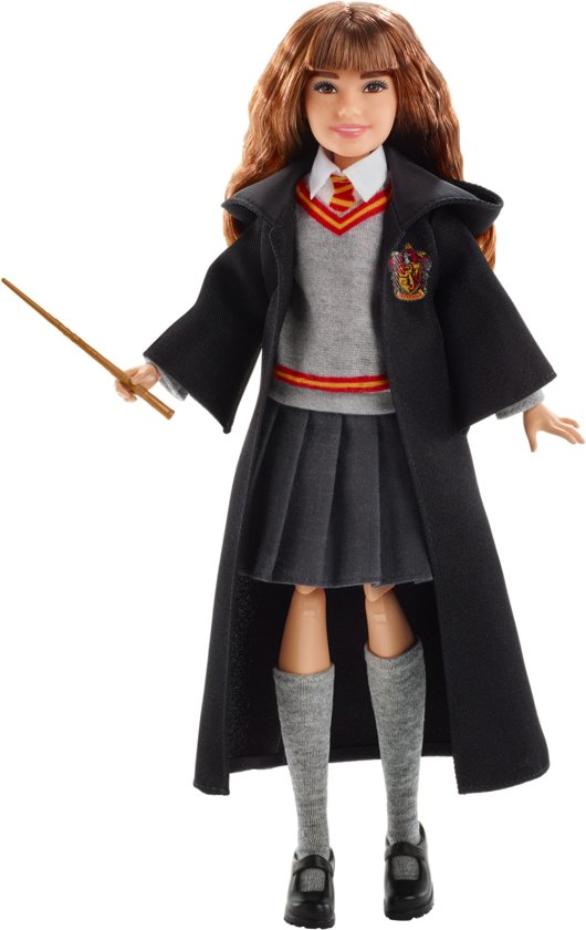 Harry Potter Hermelien Griffel Pop -  26 cm