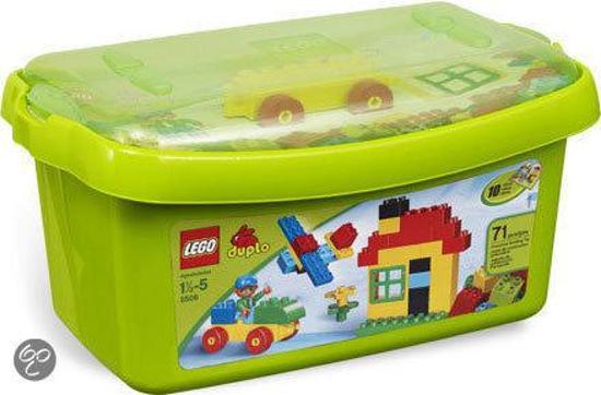 LEGO Duplo Basic Grote opbergdoos - 5506