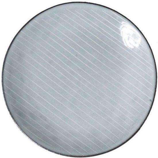 Broste Copenhagen Salt Dinerbord Dots à 28 cm