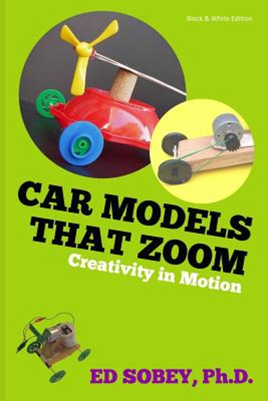 Car Models That Zoom - B&w