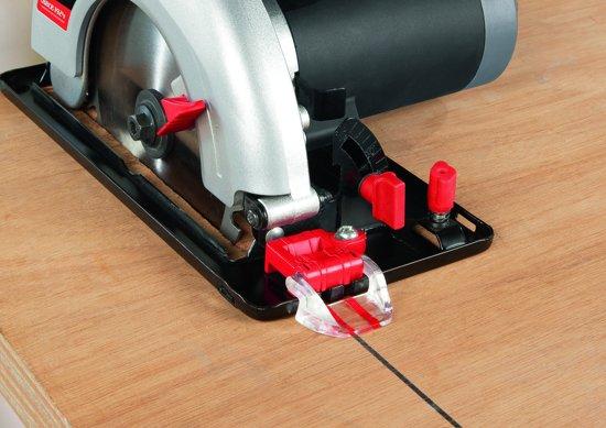 Skil 5255 AA Cirkelzaag - 1150 Watt - 55 mm zaagdiepte - Inclusief zaagblad