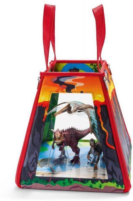 Schleich dinosaurus speelset vulkaan inclusief 3 dino's - limited editie 42169