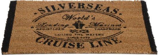 Deurmat Silverseas Cruiseline zand