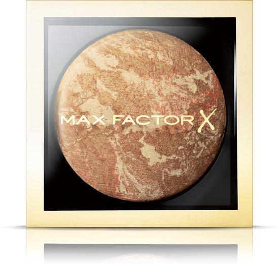 Max Factor Creme Bronzer Blush - 10 Bronze