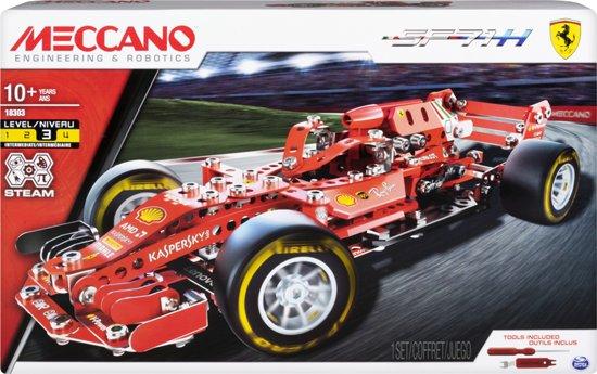 Meccano Ferrari F1 Racer Bouwset