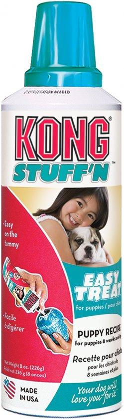 Kong Stuff'n Paste Puppy - Hondenkoekjes - 226 g