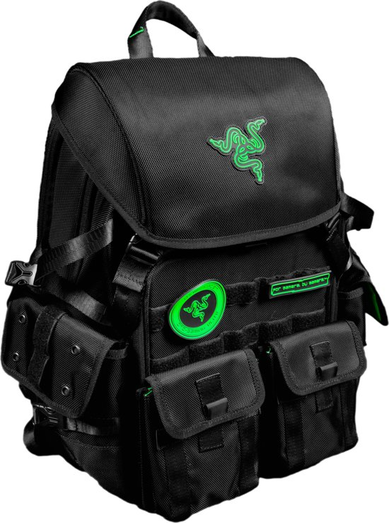Razer Tactical Pro - Gaming Laptop Rugzak / 17 inch