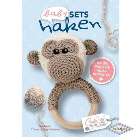 Bolcom Babysets Haken 9789492636188 Stefanie Trouwborst