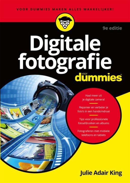 Bolcom Digitale Fotografie Voor Dummies Julie Adair King