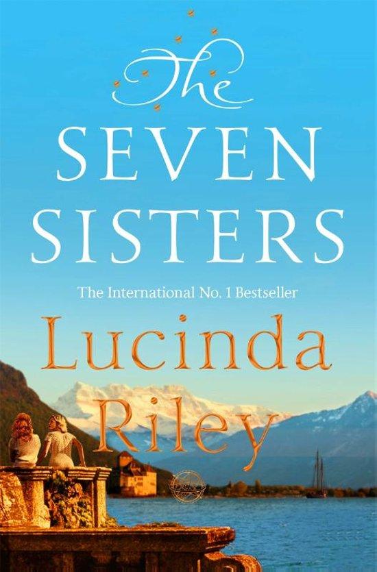 Boek cover The Seven Sisters 1 - The Seven Sisters van Lucinda Riley (Paperback)