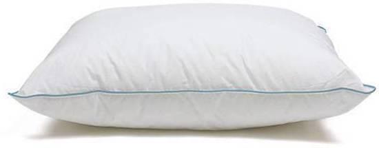 Noblesse Pearl Plus Hoofdkussen - 60x70 cm - Wit
