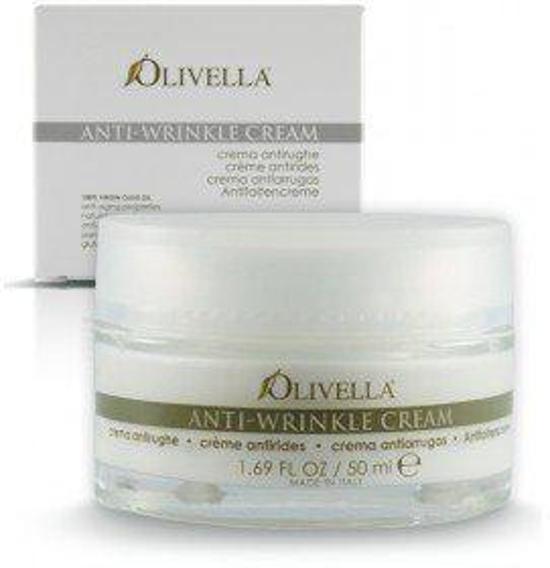 Olivella Anti Rimpel crème met veel Olijfolie  50ml