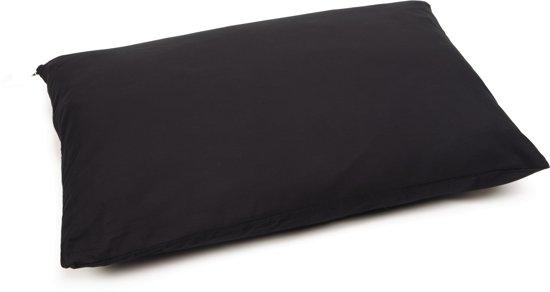 Beeztees Sofix - Hondenkussen - Zwart - 100 x 70 x 10 cm