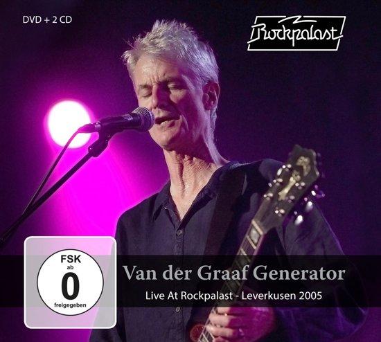 Live At Rockpalast - Leverkusen 2005 (Cd+Dvd)