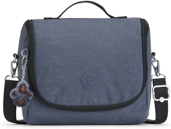 Kipling New Kichirou Large Lunchbox - True Jeans