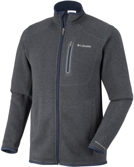 Columbia Altitude Aspect - Sweater - Mannen - Maat S - Grijs