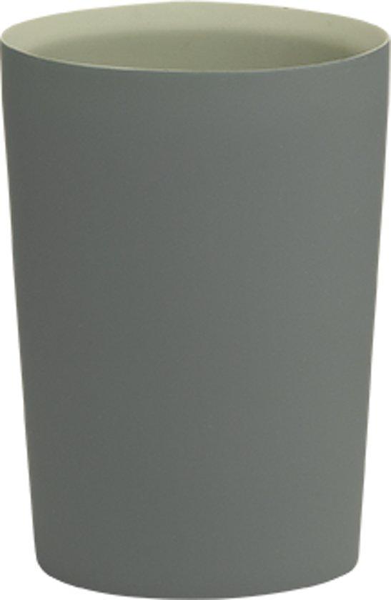 Sealskin Two Tone - Beker - 13 cm - Grijs