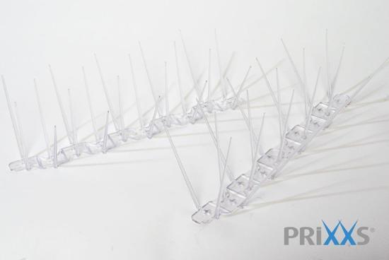 PRIXXS - Duivenpinnen kunststof (3 meter)