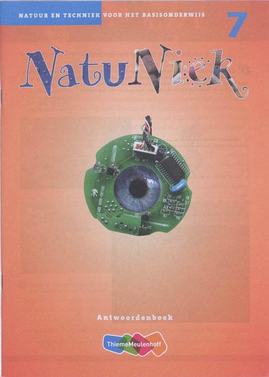 Afbeelding van NatuNiek groep 7 antwoordenboek