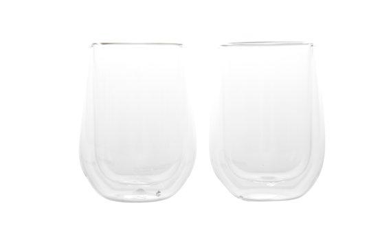 Cosy & Trendy Isolate Glas - 20 cl - Ø 6.3 cm x 10 cm - Set-2 - Dubbelwandig Valentinaa