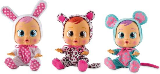 Cry Babies Lala Huilende Babypop