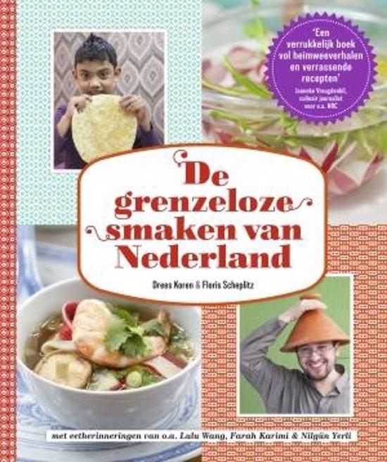 De grenzeloze smaken van Nederland - Drees Koren pdf epub