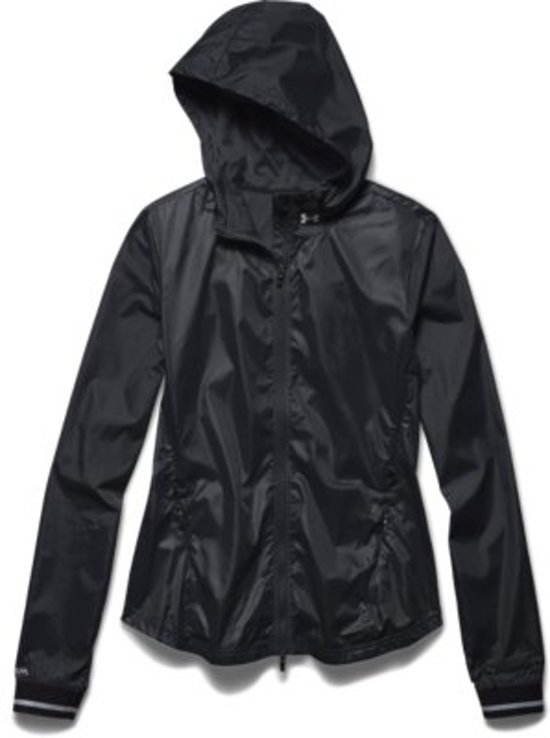 layered up! storm jacket-BLK/BLK/REF