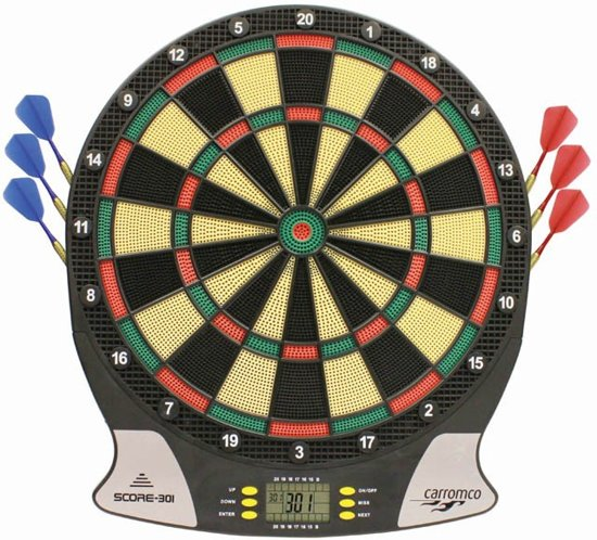ABC Darts Elektronisch Dartbord - Score