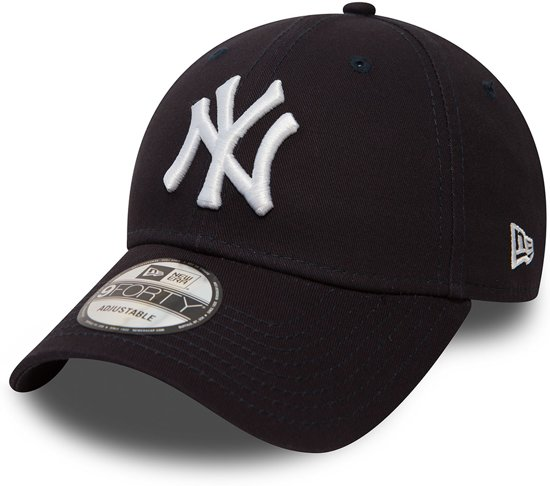 96e29910 New Era 940 LEAG BASIC New York Yankees Cap - Navy - One size. Afbeelding 1  van 6