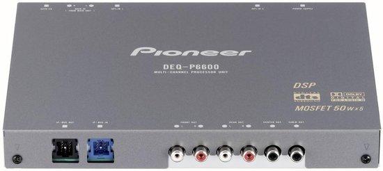 Pioneer DEQ-P6600 AV receiver 5.1 kanalen