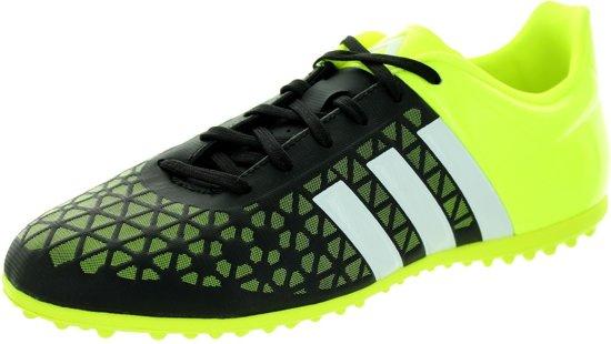 As Adidas De Soccer Junior 15,4 Tf Noir / Jaune