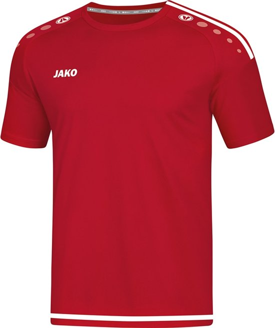 Jako Striker 2.0 Sportshirt - Voetbalshirts  - rood donker - 164