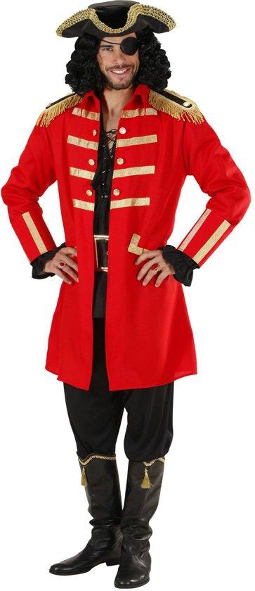 Piratenkapitein outfit voor volwassenen - Verkleedkleding - Large