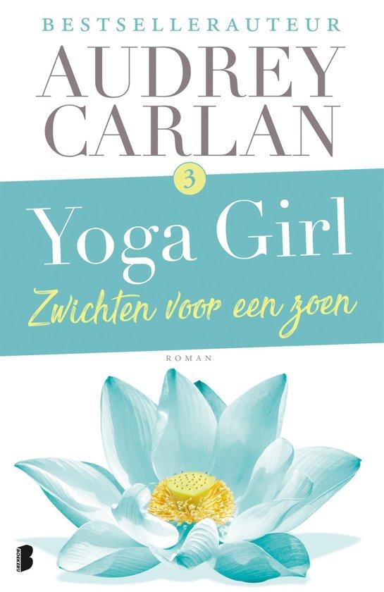 Yoga girl 3 - Zwichten voor een zoen
