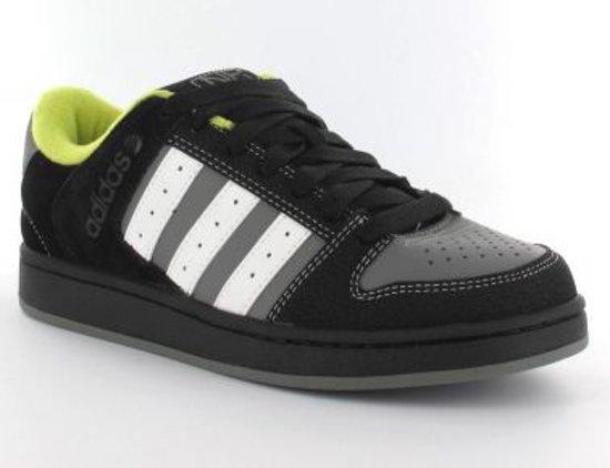 adidas schoenen grijs groen