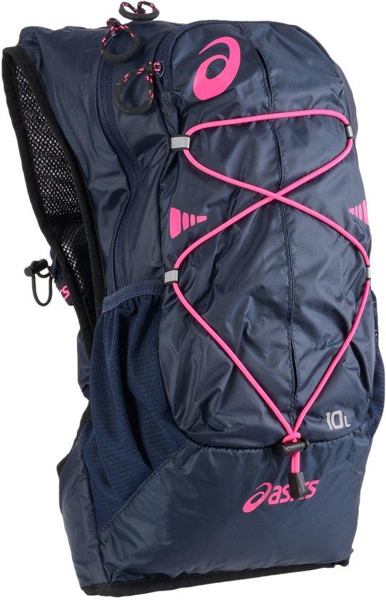 8fa4e8e780b bol.com | Asics Lightweight Running Backpack - Zwart