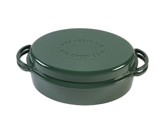 Big Green Egg Dutch Oven Ovaal
