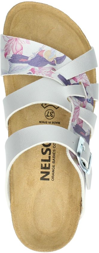 Nelson dames slipper - Multi