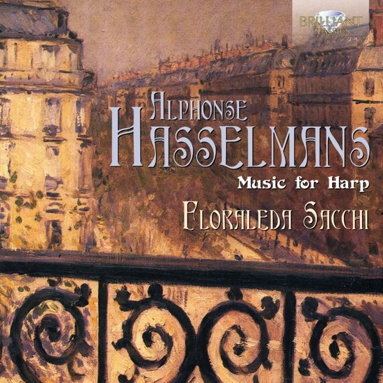 Hasselmans: Music For Harp